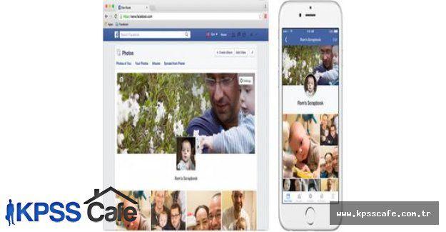 Facebook'a yeni bir özellik çocuk etiketleme