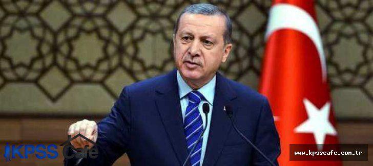 Erdoğan'dan İç Güvenlik Paketine Onay Geldi