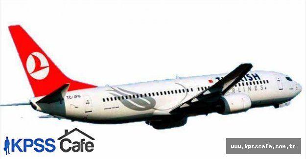 İzmir Uçağında Korku Dolu Anlar