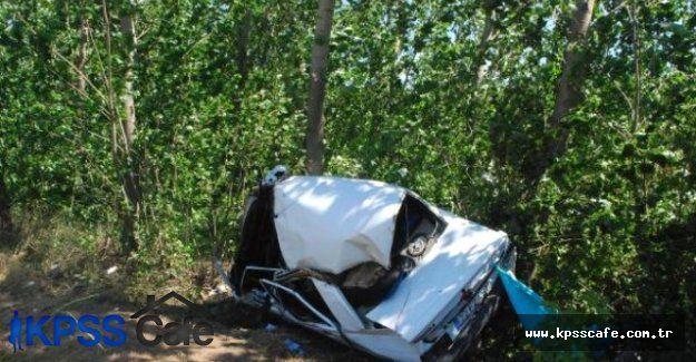 Kayseri'de ehliyetsiz sürücü dehşeti:1ölü
