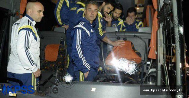 Fenerbahçe Takım Otobüsüne Saldırının Detayları Neler?