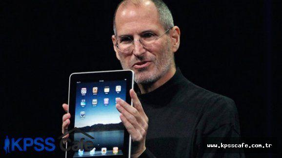 Steve Jobs ''iPad'i üreteli 5 sene oldu''