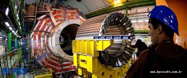 Büyük Hadron Çarpıştırıcı yeniden enerji üretmeye başladı
