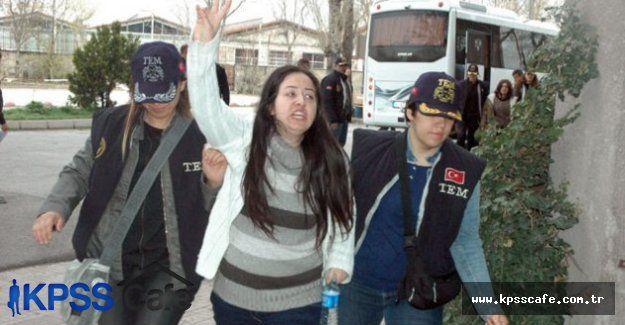 DHKP-C üyelerinin operasyonunda gözaltına alınanlar oldu
