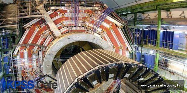 Büyük Hadron Çarpıştırıcısı tekrardan çalıştırıldı