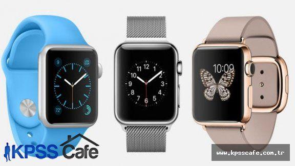 Apple Watch Almak İsteyenlere Çıkış Tarihi!