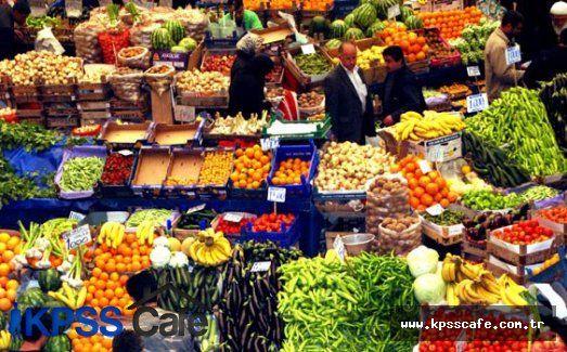 Enflasyon Artışı Gıda ve Hizmette Giderek Artıyor!