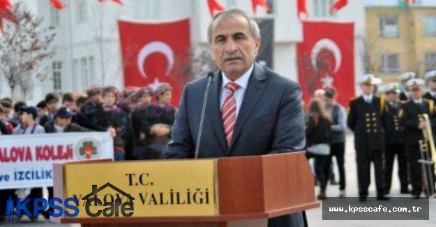 Yalova Valisi'nden Flaş Halil Öğretmen açıklaması