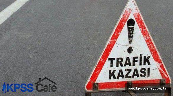 Osmaniye'de kaza yapıldı 7 kişi hayatını kaybetti
