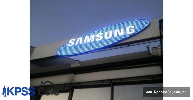 Samsung'un ilk çeyrek kârı 5 milyar doları aştı