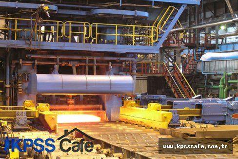 Sanayi üretimi aylık bazda yüzde 1,7 arttı