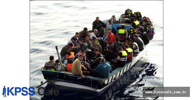 Kaçak Göçmenler Meriç Nehrinde Olay Oldu!