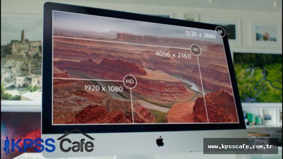8K iMac modelleri yakında LG ile beraber geliyor