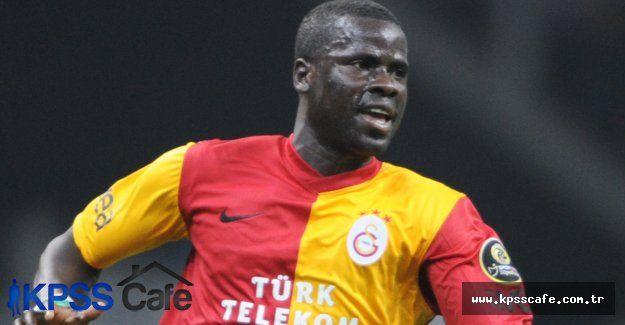 Galatasaray Emmanuel Eboue Sorununu Çözdü