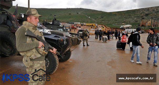 Ağrı'da Güvenlik güçlerine ateş açıldı