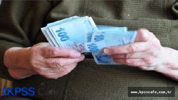 Kamuda 2015 yılı en düşük emekli maaşları