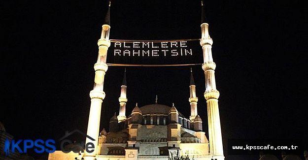 Selimiye Camii'nde 16 yıl aradan sonra muhteşem görüntü ortaya çıktı