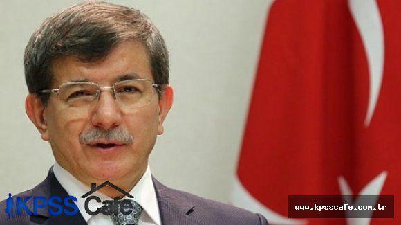Davutoğlu CHP'nin milletçe alkışlıyoruz sloganını tiye aldı