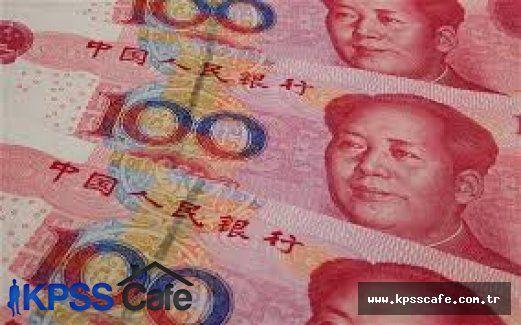 Doların tahtını Çin'in para birimi Yuan alabilir