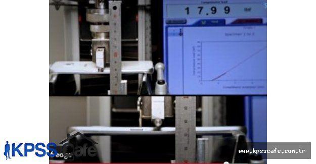 Galaxy S6 Edge bükülme testi ve sonucu
