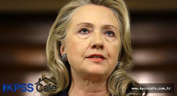 Hillary Clinton resmen ABD Başkan adaylığını ilan etti