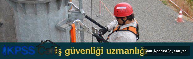 İş güvenliği uzmanlığına iş garantisi geldi