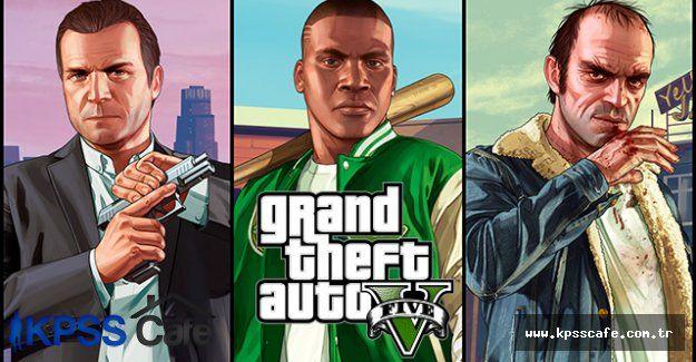 Merakla beklenen GTA5 oyunseverlerle buluşacak