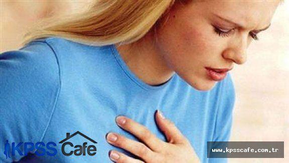 Kadınlarda Kalp Hastalıkları Sorunları Artıyor!