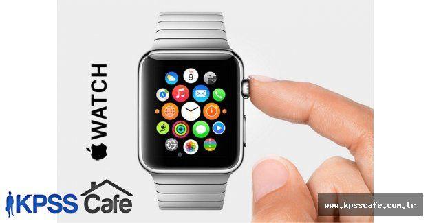 Apple Watch karaborsa satışa sunuldu