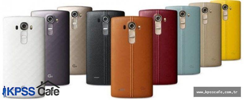 LG G4 görüntüleri yeniden sızdırıldı