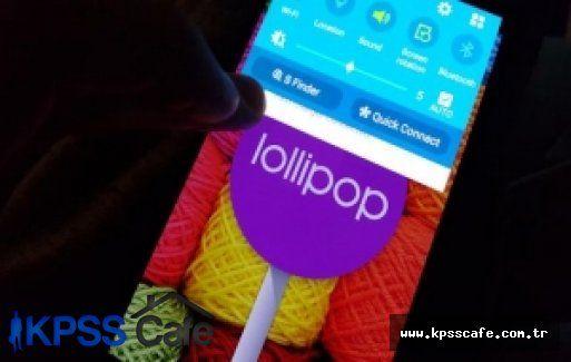 Samsung Galaxy S6 Edge Lollipop 5.0.2 Güncellemesi yayınlandı