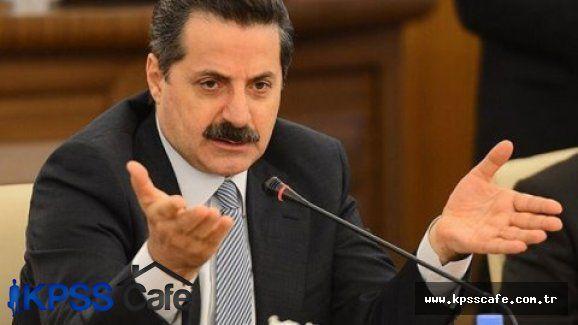 Faruk Çelik, KPSS ile ilgili iddialara yanıt verdi