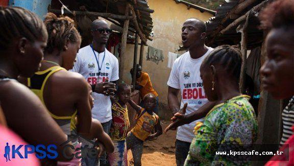 Batı Afrika'da okullar eboladan açılıyor