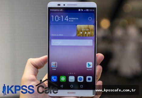 Huawei son bombası Ascend P8'i tanıttı