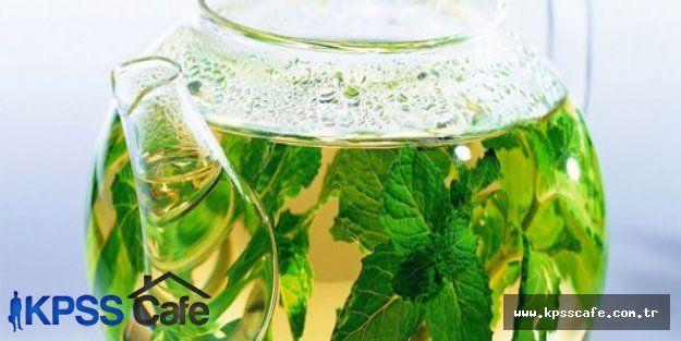 Yeşil çay kalp koruyor