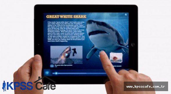 iPad'ler Nasıl Olacak?
