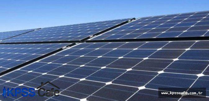 Kayseri OSB Güneş Enerjisi ile Yüksek Miktarda Enerji Elde Edecek