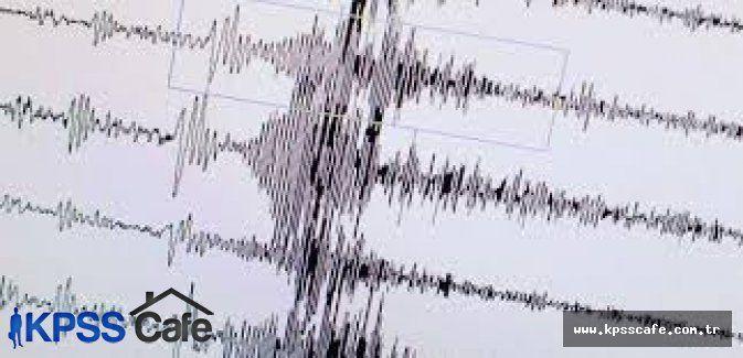 Akdeniz'de ve Ege'de Korkutan Depremler Yaşandı