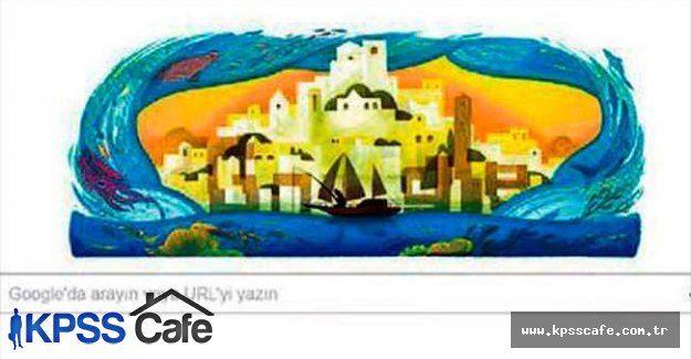 Kabaağaçlı için Google DOODLE Yaptı