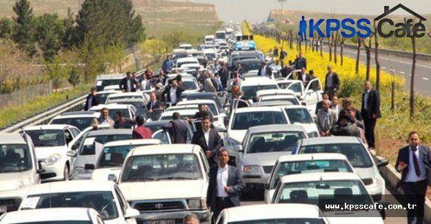 Şanlıurfa'da AKP Adaylarının Yolları Kesildi