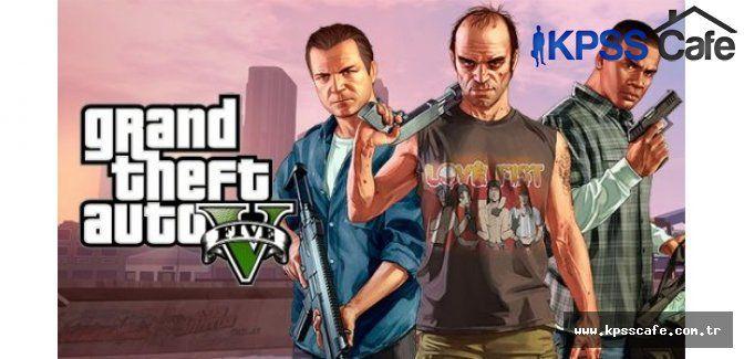 GTA 5 yayınlandı