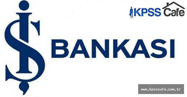 İş Bankası Müfettiş Yardımcısı Alım İlanı 2015