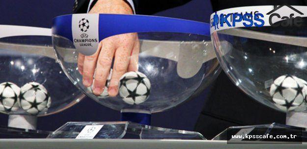 Şampiyonlar Ligi ve UEFA Avrupa Ligi'nde yarı final kura çekimi eşleşmeleri