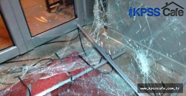 Fenerbahçe Ankara Şubesi Saldırıya Uğradı
