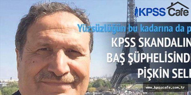KPSS soruşturmasının baş şüphelisi rektör iddiası