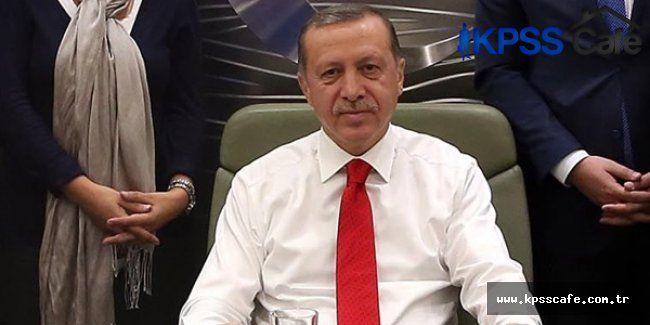 Erdoğan:KPSS'de haksız memur olanlara verilen maaşlar geri alınmalıdır