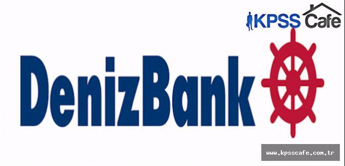 DenizBank Tarım Bankacılığı Satış Temsilcisi Alım İlanı