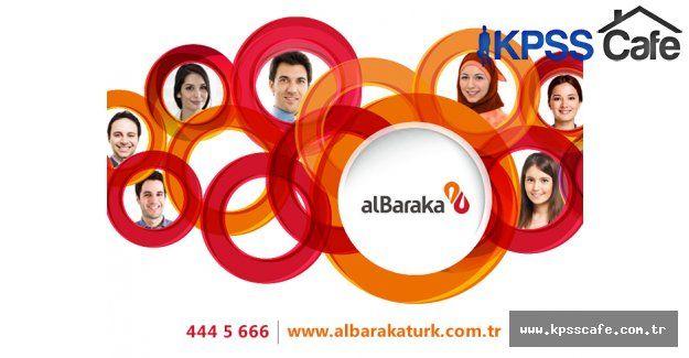Albaraka Türk Kurumsal Pazarlama Uzmanı Alım İlanı