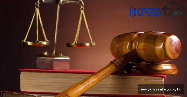 Adalet Bölümü Mezunları Kadro İstiyor