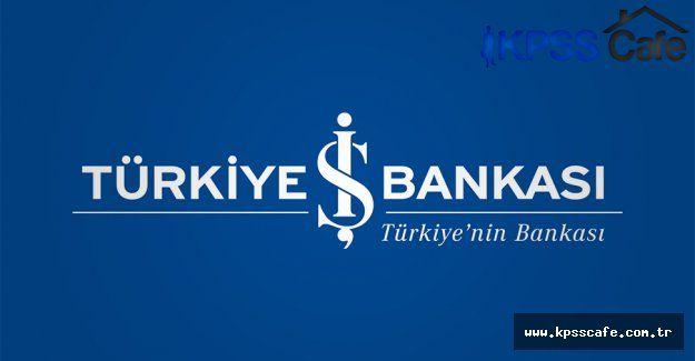 İş Bankası 2015 Personel Alımları Listesi